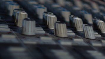 boutons de sonorisation